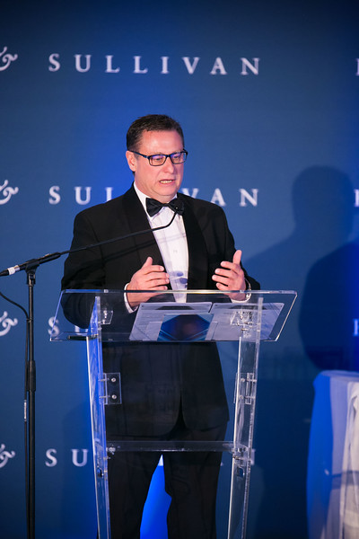 Frost & Sullivan Award Speech